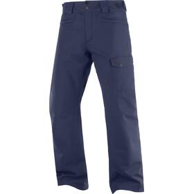 Salomon Highasard Pantalon Homme, bleu